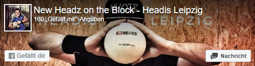 New Headz On The Block Facebook